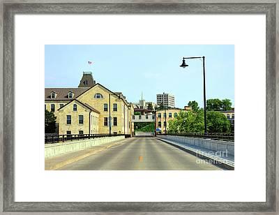 Appleton Framed Print