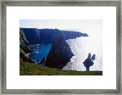 Arranmore Island, County Donegal Framed Print