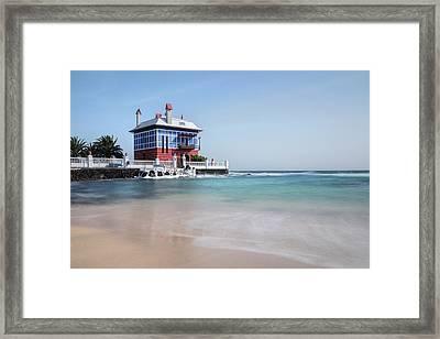 Arrieta - Lanzarote Framed Print