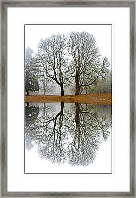 As Above So Below I Framed Print