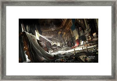 Assassin's Creed Unity Framed Print