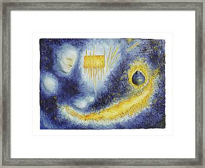 Assistance Framed Print by Rosemary Wessel