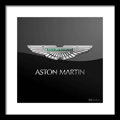Luxury Cars Framed Prints