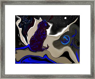 Astrology Class Framed Print by Sherri's - Of Palm Springs