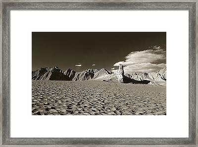 Atacama Desert Framed Print