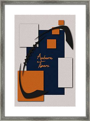 Auburn Tigers Framed Print by Joe Hamilton