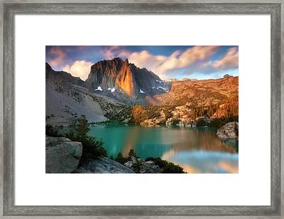 Backcountry Views Framed Print