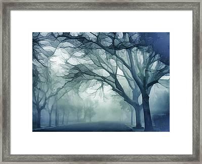Baker Street 2 Framed Print