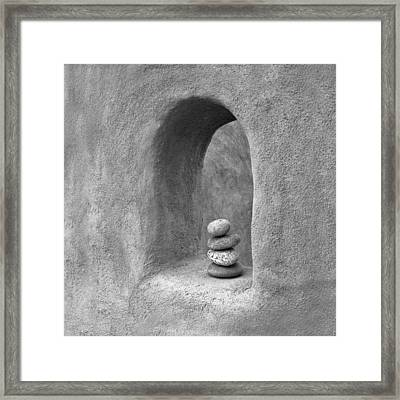 Balance  Framed Print by Don Spenner