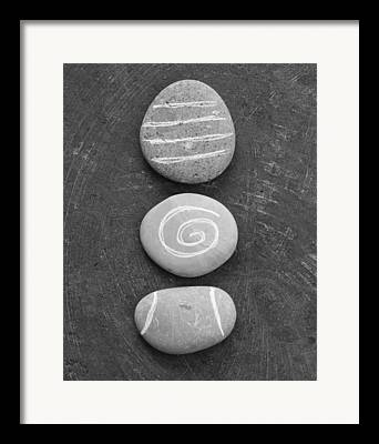 Rock Art Framed Prints
