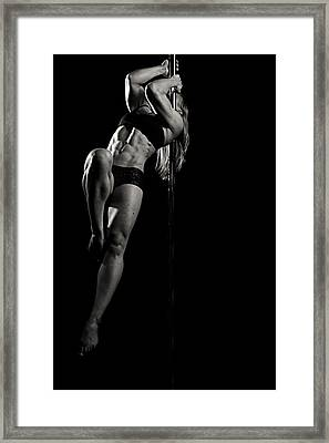 Balance Of Power 2012 Series #4 Framed Print