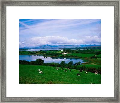 Bantry Bay, Co Cork, Ireland Framed Print