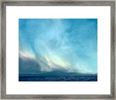 Barren Lands Framed Print by Lonnie Christopher