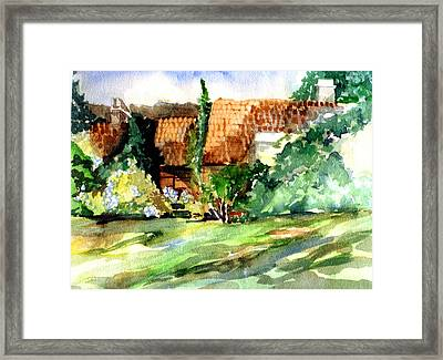 Bath England Framed Print by Mindy Newman