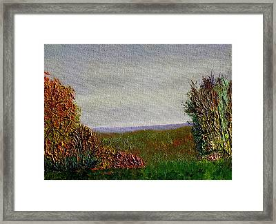 Bcsp 13 Framed Print by Stan Hamilton