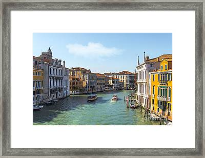 Beautiful Venice Framed Print by Svetlana Sewell