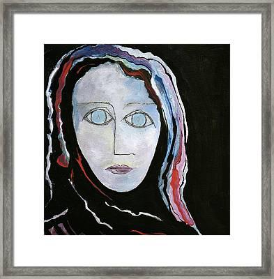 Bedouin Framed Print