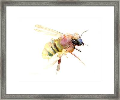 Bee Framed Print