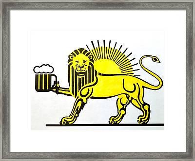 Beersia Framed Print