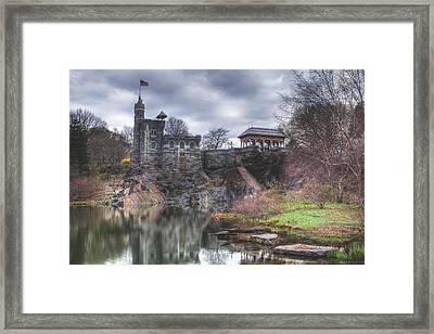 Belvedere Castle  Framed Print