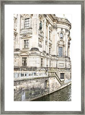 Berlin Cathedral Framed Print by Tom Gowanlock