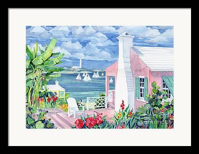 Caribe Framed Prints