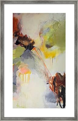Bettween Framed Print by Ira Ivanova