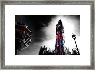 Big Ben Framed Print