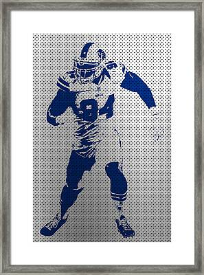 Bills Mario Williams Framed Print