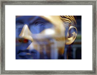 Billy Framed Print by Jez C Self