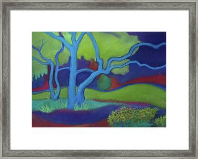 Blake Gardens Framed Print