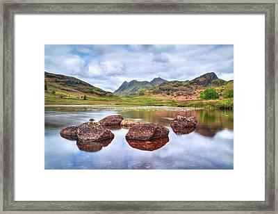 Blea Tarn - Lake District Framed Print