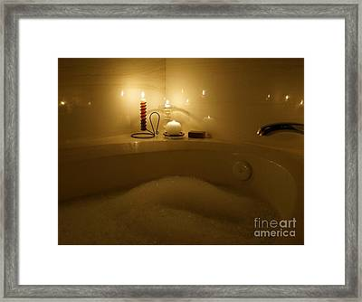 Bliss Framed Print by Kerri Mortenson