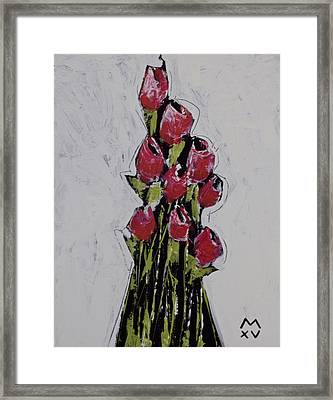 Bloom No. 1  Framed Print by Mark M  Mellon