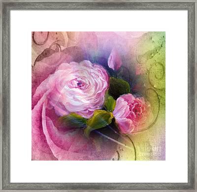 Blooming Framed Print