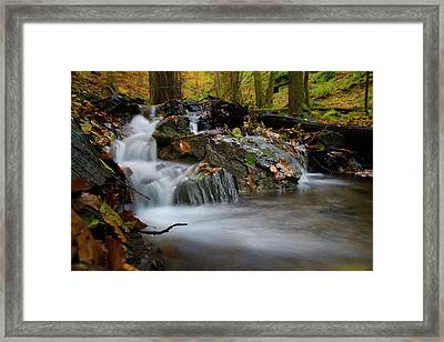 Bodetal, Harz Framed Print by Andreas Levi
