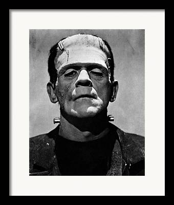 Horror Fantasy Movies Photographs Framed Prints