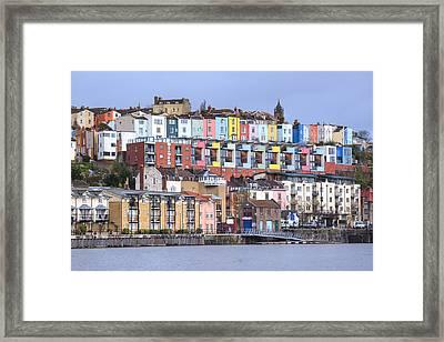 Bristol - England Framed Print by Joana Kruse