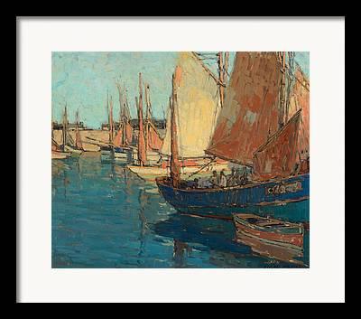 Edgar Payne Framed Prints