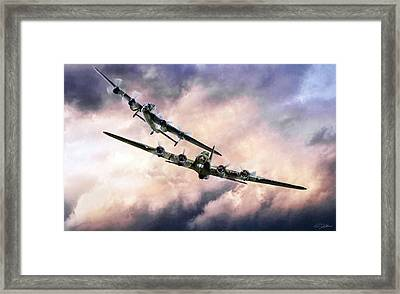 Brothers In Arms 2 Framed Print