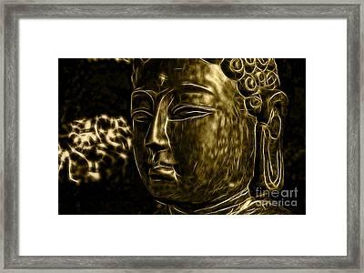 Buddah Collection Framed Print by Marvin Blaine