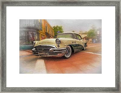 Buick Special Framed Print