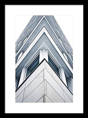 Acute Angle Photographs Framed Prints