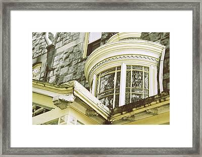 Built 1802 Framed Print by JAMART Photography