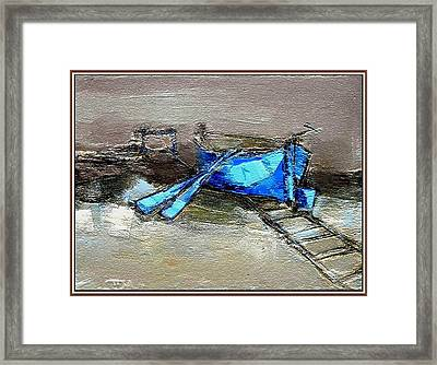 By The Sea 22 Framed Print