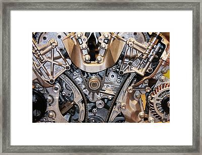 C119 Framed Print