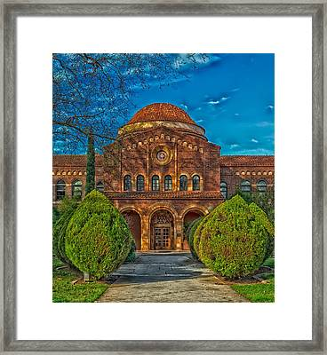 Cal State University Chico Framed Print