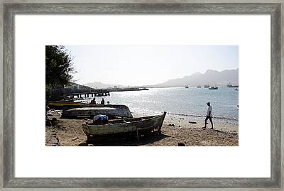 Cape Verde Framed Print