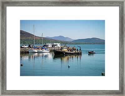 Carlingford Lough Framed Print