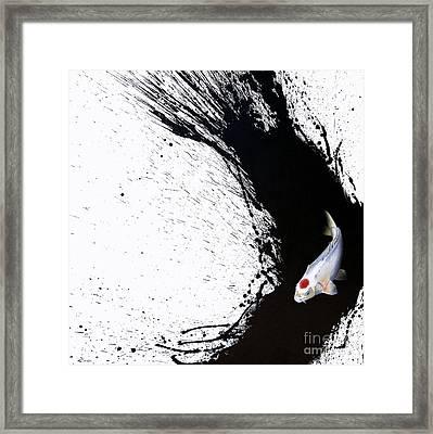 Carpe Diem Framed Print by Sandi Baker
